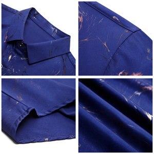 Image 5 - COODRONY מותג גברים חולצה ארוך שרוול כותנה חולצה גברים סתיו Mens מזדמן חולצות Streetwear אופנה עיצוב Camisa Masculina 96069