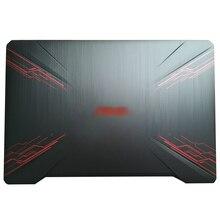 Nowy dla ASUS FX80 FX80G FX80GD FX504 FX504G FX504GD laptopa LCD tylna pokrywa/LCD przednia ramka 47BKLLCJN70 47BKLLCJN08 48BKLLBJN30