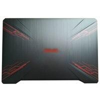 Nuevo para ASUS FX80 FX80G FX80GD FX504 FX504G FX504GD  cubierta trasera LCD para ordenador portátil  bisel frontal LCD  47BKLLCJN70 47BKLLCJN08 48bklln30