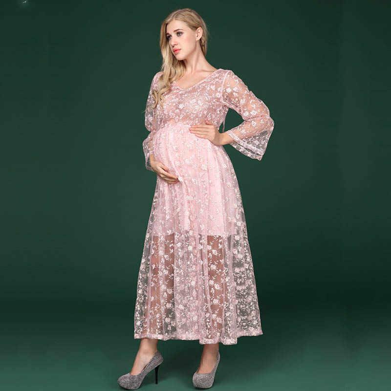 Реквизит для фотосессии для беременных платье для беременных Платья для фотосессии платье для беременных для будущих мам Макси-платье