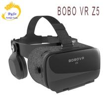 VR משקפיים Z5 מציאות מדומה 3D VR אורקולי משולב משקפיים vr קופסא שחור ידית