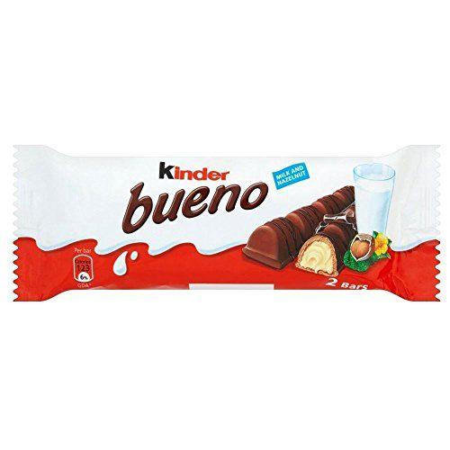 Kinder Bueno Milk & Noisettes (43g) - Paquet De 2