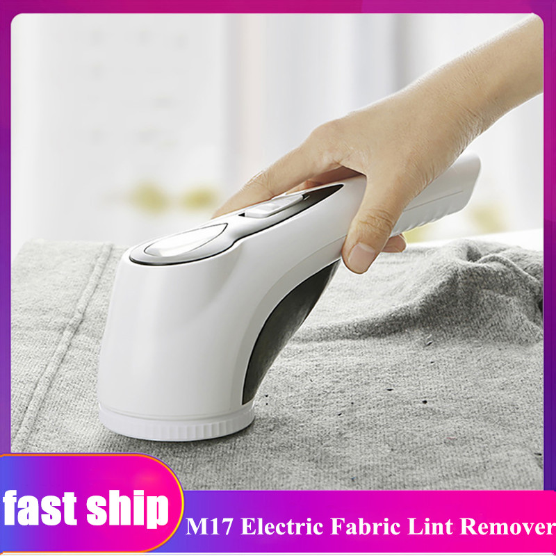 Fimei M17 Electric Fabric Lint Remover Rechargeable Curtains Carpets Clothes Pilling Machine Fabric Razor Hair Ball Trimmer New