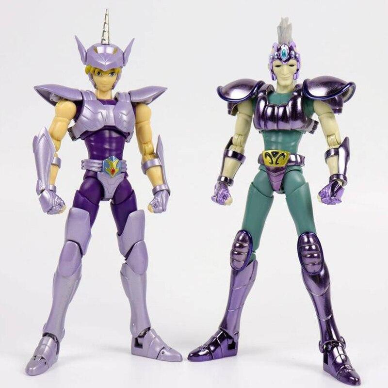 Grands jouets Dasin licorne Jabu & Ichi Hydrus Hydra tissu mythe EX casque bronze saint seiya figurine jouet métal armure GT modèle