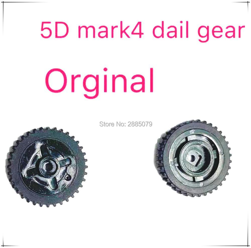 NEW 5DIV Shutter Button Aperture Wheel Turntable Dial Wheel Unit For Canon  EOS 5D Mark IV / 5D4   Digital Camera Repair Part