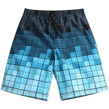 Surfaster Beach Shorts Men Printed Swimsuit Homme Shorts Board Shorts Swim Trunks Beachwear Running Shorts Quick Dry Swimwear