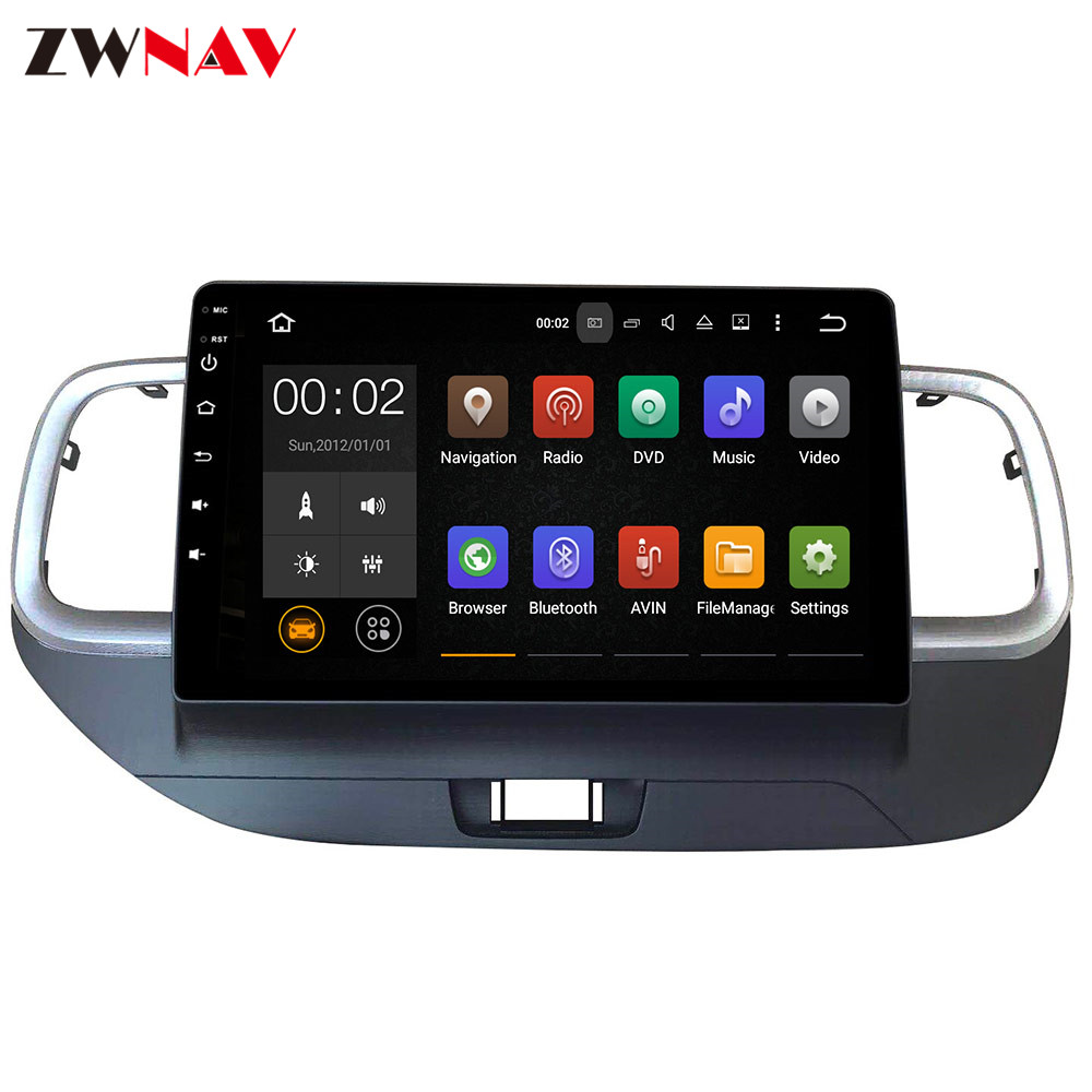 Android 10 авто радио рекордер Автомобильный gps навигатор для