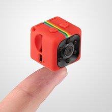 цена на SQ11 Mini camera Waterproof case degree wide-angle lens HD 1080P Wide Angle SQ 11 MINI Camcorder DVR Sport video camera 2020 New