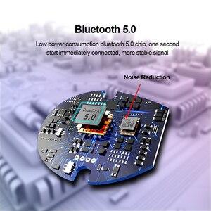 Image 4 - New XG12 TWS Bluetooth Wireless 5.0 Single Earphone 5D Stereo HIFI Sound Sport In Earphones Handsfree Gaming Headset with Mic