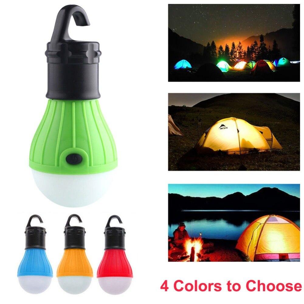Мини кемпинга и походов яркий Фонари палатка светильник LED лампа Водонепроницаемый подвесной фонарик с крюком светильник для кемпинга 4 цвета Применение 3 * AAA #267427|Уличные инструменты|   | АлиЭкспресс