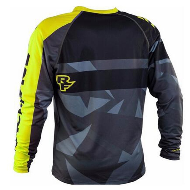 Quick Dry Racing Track Jersey 2