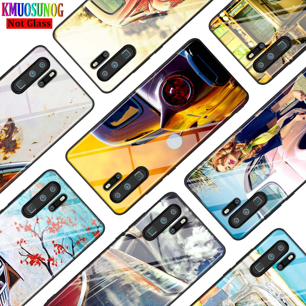 coque huawei p smart vintage