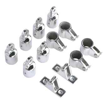 Boat Accessories Marine 316 Stainless Steel 4-Bow Bimini Top Boat Stainless Steel Fittings Marine Hardware Set yacht accessories - DISCOUNT ITEM  25 OFF Automobiles & Motorcycles