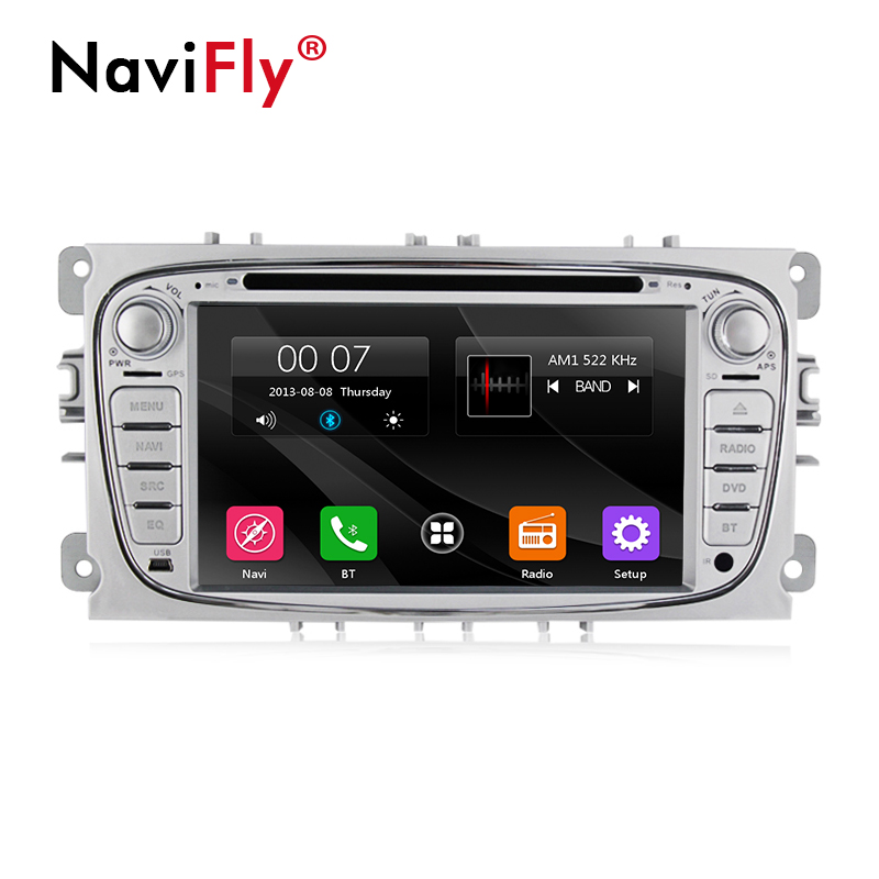 Car multimedia navigation system for ford focus 2008-2011/S-MAX/Mondeo/C-MAX/Galaxy Radio player with Stereo Bluetooth WIFI DVR