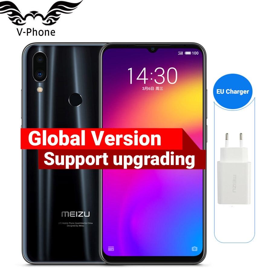 """新 Meizu 注 9 グローバル携帯電話 4 4G LTE キンギョソウ 675 4000mAh 6.2 """"4 ギガバイトの RAM 64 ギガバイト ROM 指紋 48MP 指紋スマートフォン  グループ上の 携帯電話 & 電気通信 からの 携帯電話 の中 1"""