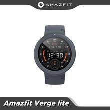In lager Globale Amazfit Rande Lite Smartwatch IP68 Smart Uhr GPS GLONASS Lange Batterie Lebensdauer AMOLED Display für Android iOS