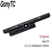 VGP BPS22 11.1V 3500mah 39wh VGP BPS22A מקורי סוללה עבור Sony VPC E1Z1 VPC EA12EA/BI VPC EA15FA/B VPC EA16E Drop ספינה
