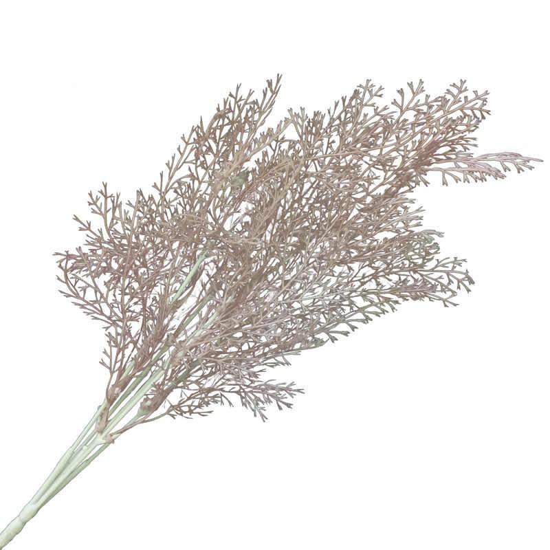 Künstliche Blume Rime Gras Misty Kiefer Stoff Simulation Blume Foto Prop Hochzeit Party Home Decor Tabelle Zubehör