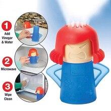 Meijuner المطبخ ماما الميكروويف نظافة بسهولة ينظف فرن الميكروويف البخار نظافة الأجهزة لتنظيف الثلاجة المطبخ