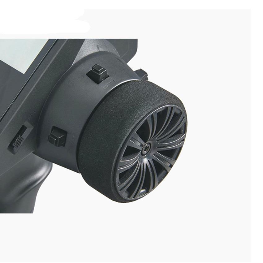 Original Futaba 2.4G 3-Channel Intermediate Gun Remote Control 3PV Supports FHSS/S-FHSS/T-FHSS with Receiver for RC car RC Truck