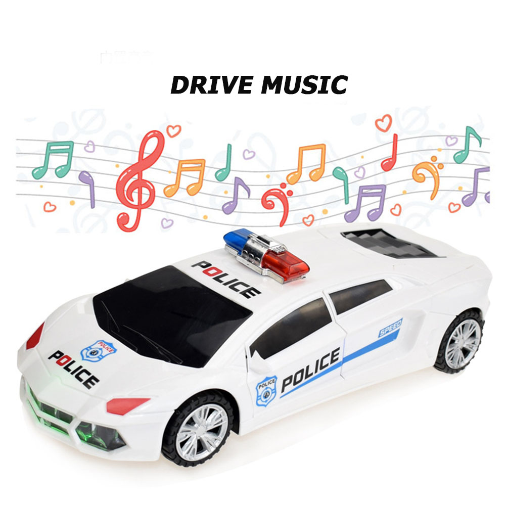 360 Rotating Electronic Gimbal Dancing Car Exercise Judgment And Discrimination Colorful Lights Flashing Musical Toys