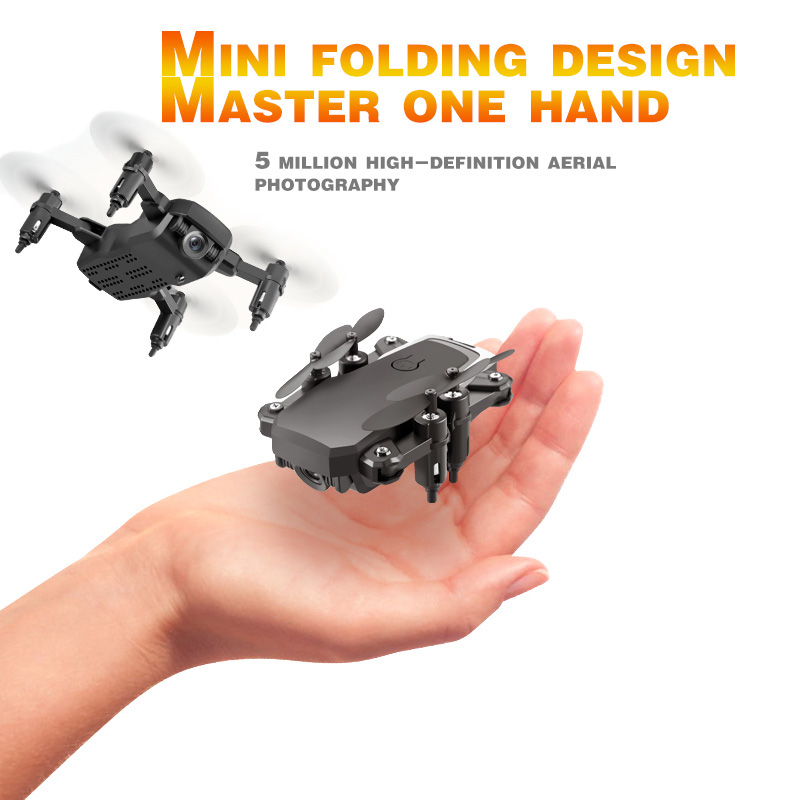 Mini Quadcopter Drone Kit With Camera 6ch Made Of Plastic Material 5