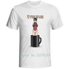 Sexy Sarada Uchiha Ninja Girl In Your Cup T Shirt Anime Naruto Active Pop Rock T-Shirt Style Novelty Men Women Tee Fashion(China)