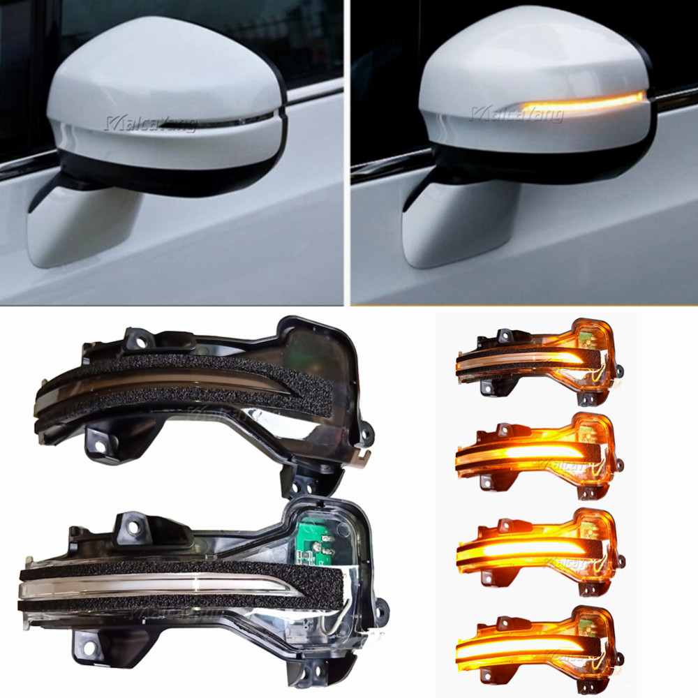 For <font><b>Honda</b></font> <font><b>CRV</b></font> line Dynamic Side Mirror light <font><b>LED</b></font> Turn Signal Indicator blinker 2012 2013 2014 2015 2016 2017 <font><b>2018</b></font> image