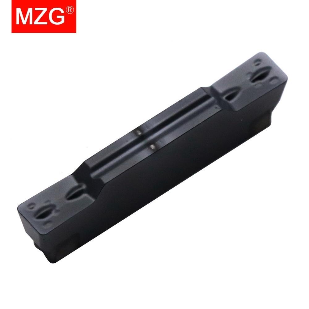 MZG MGMN200-M ZP30 Cut-Off de Processamento de CNC Usinagem de Aço Duro Grooving Pastilhas De Metal Duro intercambiáveis