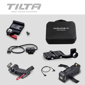 Image 1 - Tilta Nucleus Nano Motor Hand wheel Nucleus N accessory Case Power cable 15mm adapter fr ROIN S 18650 battery plate for BMPCC 4K