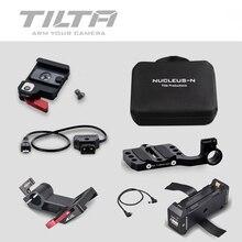 Tilta Nucleus Nano 모터 핸드 휠 Nucleus N 액세서리 케이스 전원 케이블 15mm 어댑터 fr ROIN S 18650 BMPCC 4K 용 배터리 플레이트