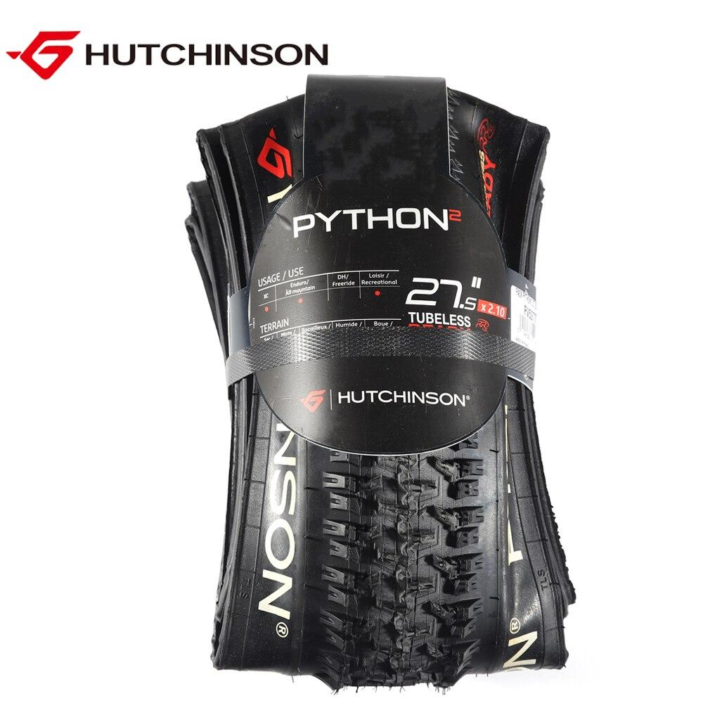 HUTCHINSON pneus de vélo 29 29*2.1 127TPI TLR tubeless prêt anti crevaison XC AM DH vtt VTT pneu 26 pouces 27.5 2.1