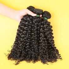 Малазийские вплетаемые волосы, пряди, кудрявые, человеческие волосы, 28, 30 дюймов, 3/4 пряди, натуральный цвет, волосы remy для наращивания, вьющиеся пряди