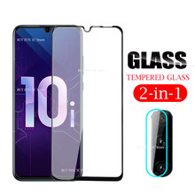 2-in-1 protective glass for huawei honor 10i camera screen protector on honer 10 i honor 10i honor10i HRY-LX1 honor10 film glass(China)
