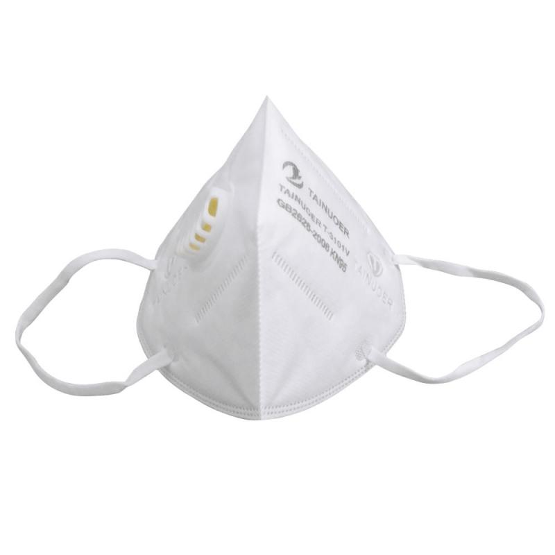 Reusable Respirator 6 Layers Filter FFP2 FFP3 KN95 Mask Valved Face Mask Protection Face Mask Mouth Cover Pm2.5 Dust Masks 6