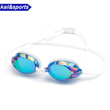 Top Fashion Swimming Glasses Swim goggles Waterproof comfortable Eyewear for swimming adjustable women men pool