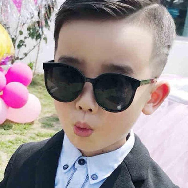 New Kids Polarized Sunglasses Boys Girls Sun Glasses Safety Glasses Gift For Children Baby UV400 Eyewear Ultraviolet-proof