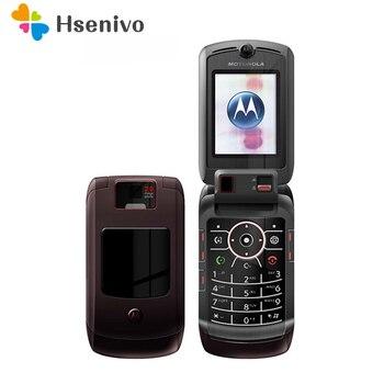 V3X 100% Good Quality Original World Version Flip GSM Quad Band  Motorola Razr V3x mobile phone one year warranty free shipping