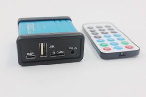 Image 4 - DC 5 V récepteur Bluetooth sans fil 3.5mm Jack Bluetooth Audio récepteur de musique adaptateur de voiture Aux pour haut parleur casque avec télécommande