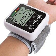 ZOSS أحدث نماذج البث الصوتي المعصم التلقائي الرقمية مراقبة ضغط الدم مقياس التوتر متر لقياس ومعدل النبض
