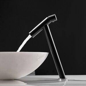 Basin Faucet Retro Black Fauce