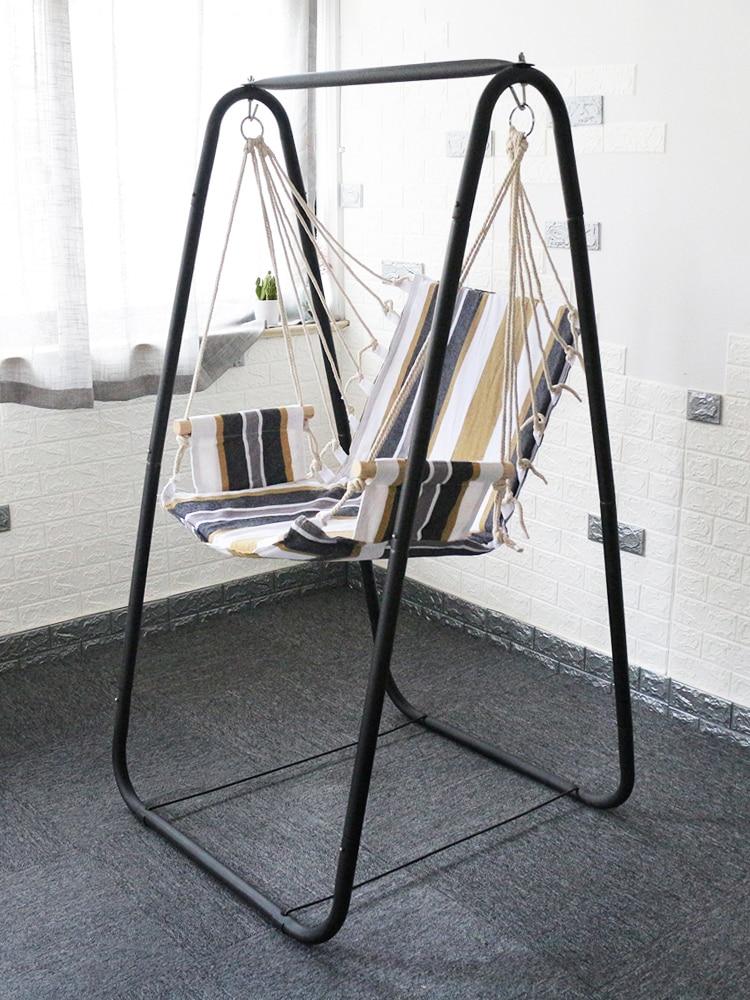Hanging Chair Home Rocking Chair Swing Hanging Basket Children Indoor Swing Bedroom Hammock