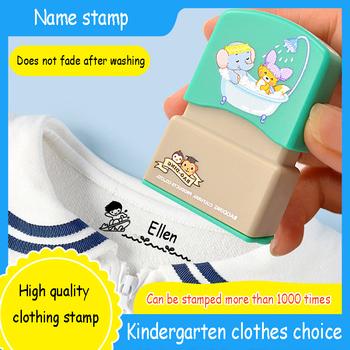 Niestandardowy znaczek dla dzieci znaczek pocztowy spersonalizowany dla przedszkola Baby Seal nazwa naklejki znaczki sklep papierniczy Papeleria tanie i dobre opinie CN (pochodzenie) Biały papier 2 ~ 4 Lat 5 ~ 7 Lat Urodzenia ~ 24 Miesięcy 8 ~ 13 Lat 14 lat i więcej Dorośli Zwierzęta i Natura