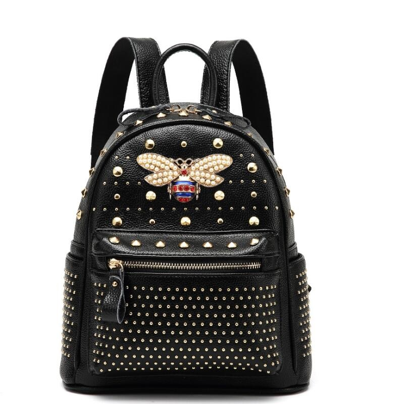 <font><b>Backpack</b></font> Women Famous Brand 2019 Fashion Japanese Style Luxury Designer School Bag Teenage Girls <font><b>Leather</b></font> <font><b>Backpacks</b></font> Mochila image