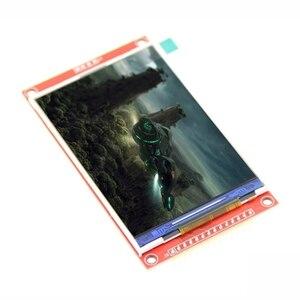 Image 4 - 3.5 אינץ 480x320 הסידורי SPI TFT LCD מודול תצוגת מסך ללא לחץ לוח נהג IC ILI9488 עבור MCU