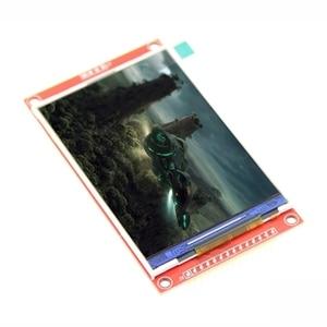 Image 4 - 3.5 Cal 480x320 SPI szeregowy wyświetlacz z modułem LCD TFT bez panelu naciśnij sterownik IC ILI9488 dla MCU