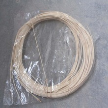500g Real Indonesian Rattan Cane Stick Furniture Weaving Material Outdoor Chair Basket Natural Color 1.2mm 1.5mm 2mm 2.5mm