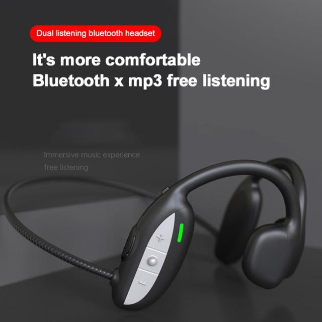 Bluetooth Open-Ear MP3 Wireless Sports Headphones Surround Sound 1