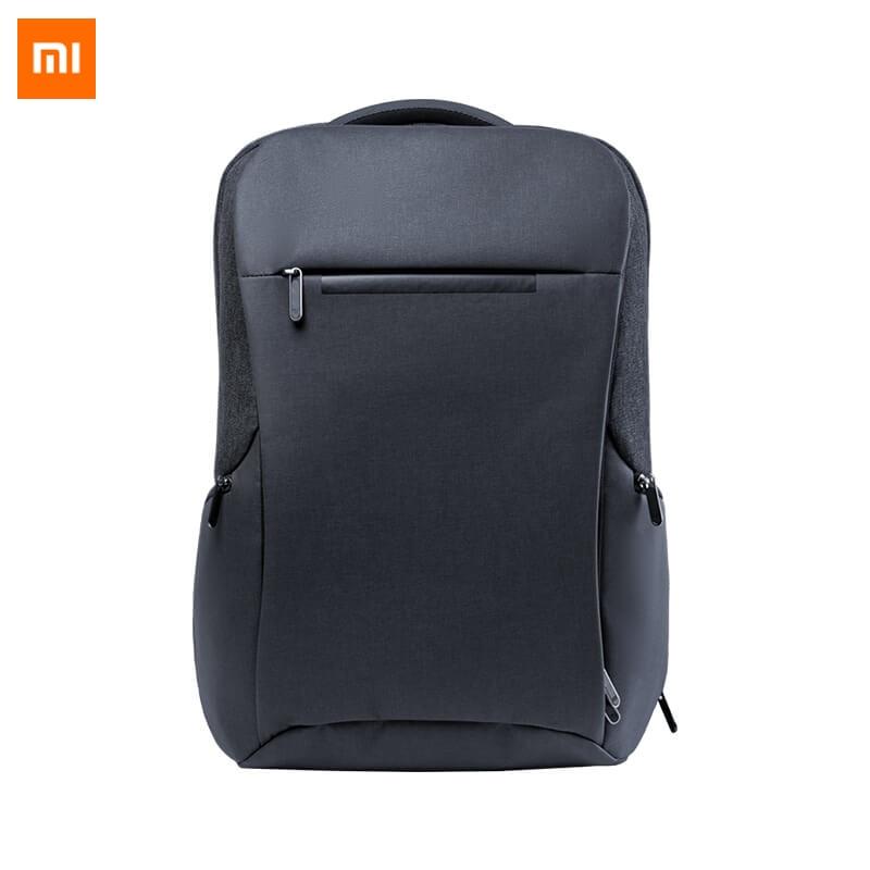 Original xiao mi negócios mochilas de viagem 2 geração multi-funcional saco 26l grande capacidade para 15.6 Polegada escritório portátil saco