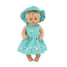 Vestido para lazer, boneca nenuco de 42 cm, acessório para boneca